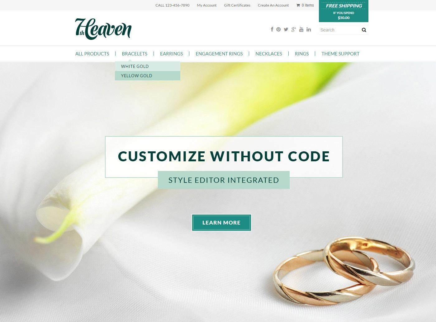 7th heaven homepage