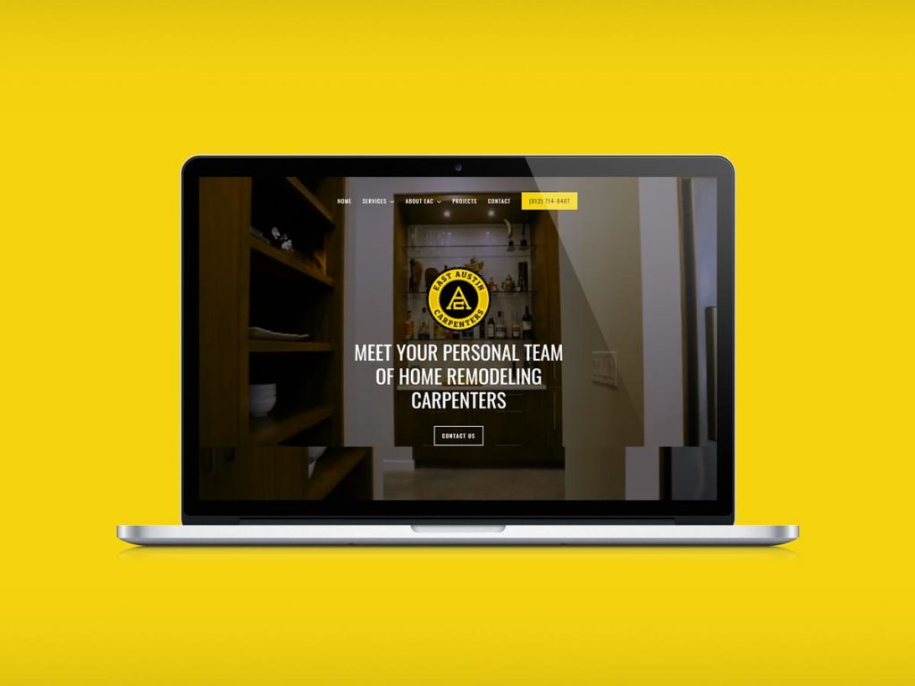 East austin carpenters website