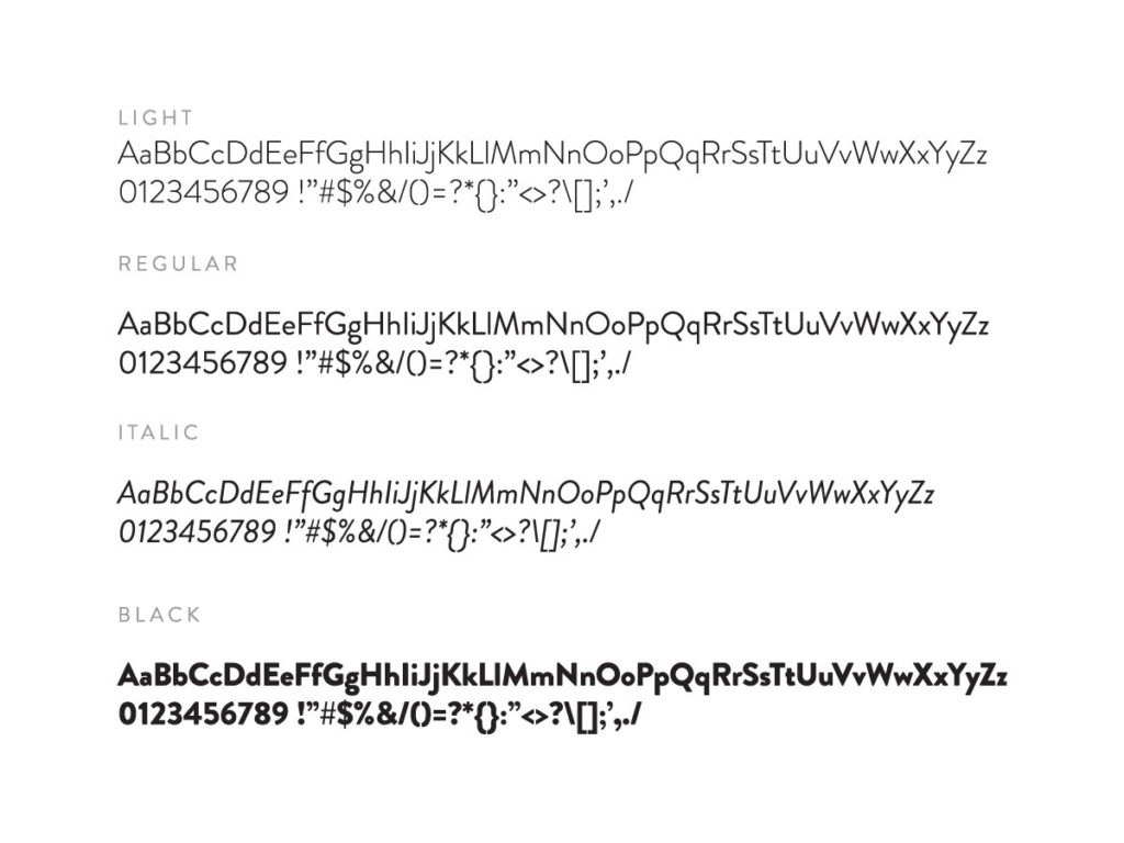 Jsf financial typography2
