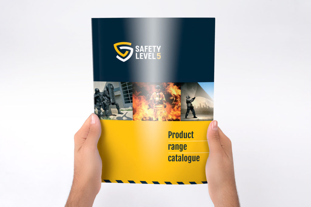 Safety level 5 catalogue cover2