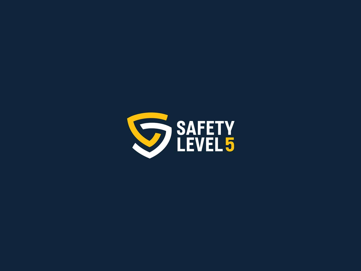 Safety level 5 logo1