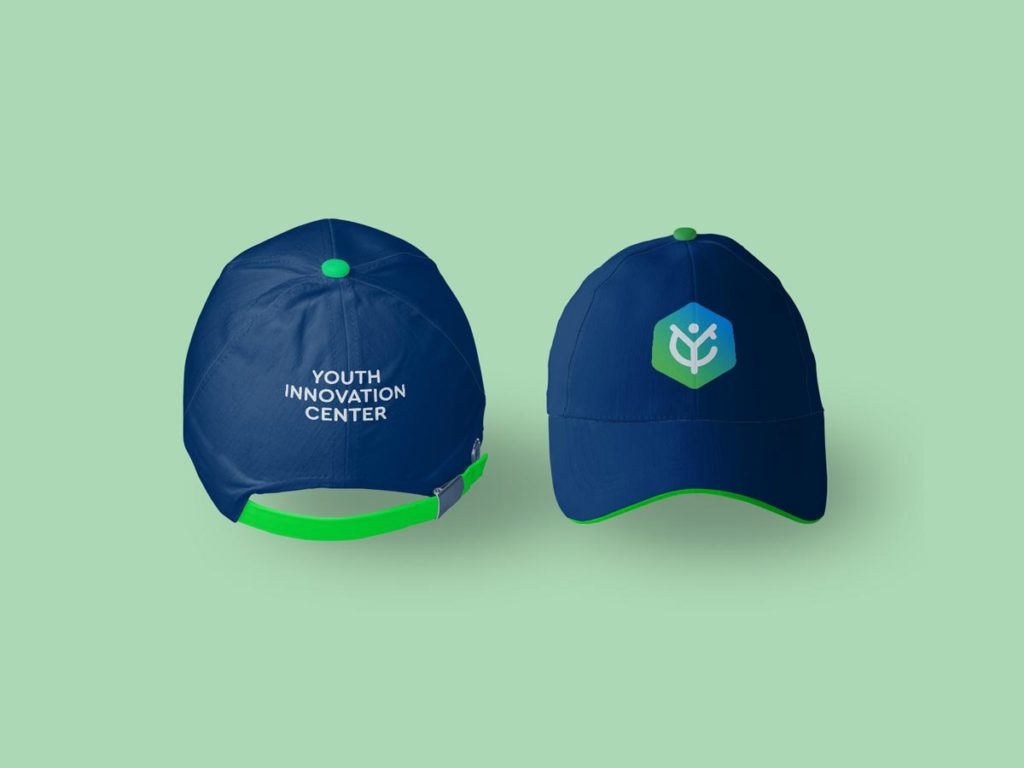 Youth innovation center baseball hat