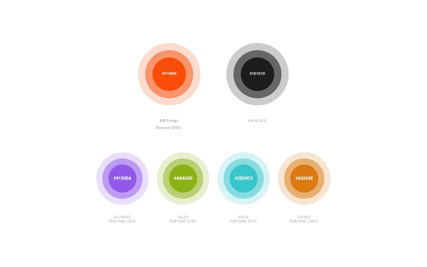 Agency match colors