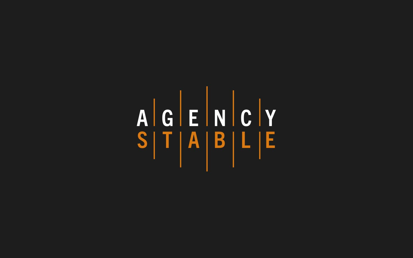 Agency stable logo