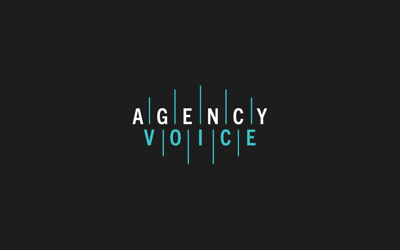 Agency voice logo