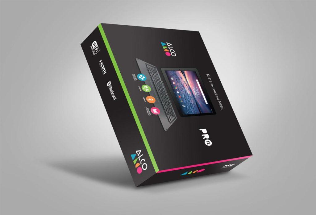 Alco pro12 box 3d v2 dark solo