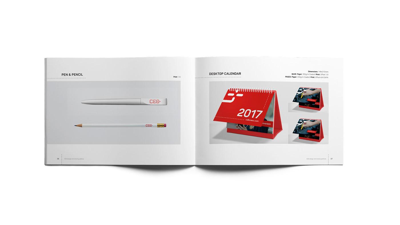 Ceb brand manual print
