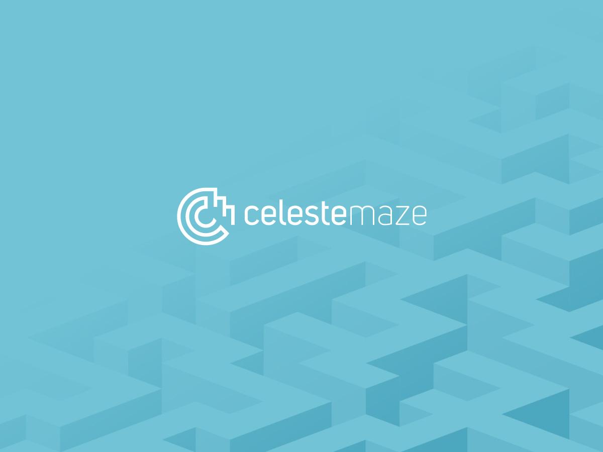 Celeste maze logo2