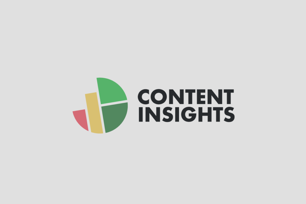 Content insights primary logo