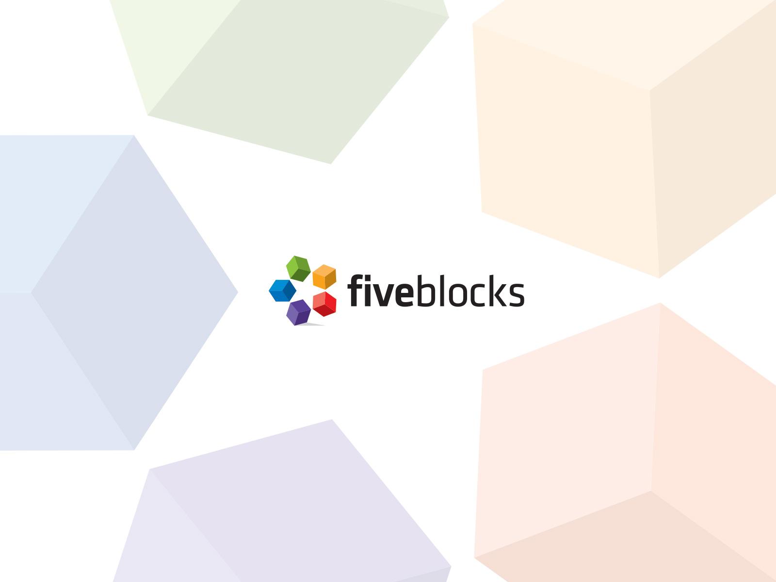 Five blocks1