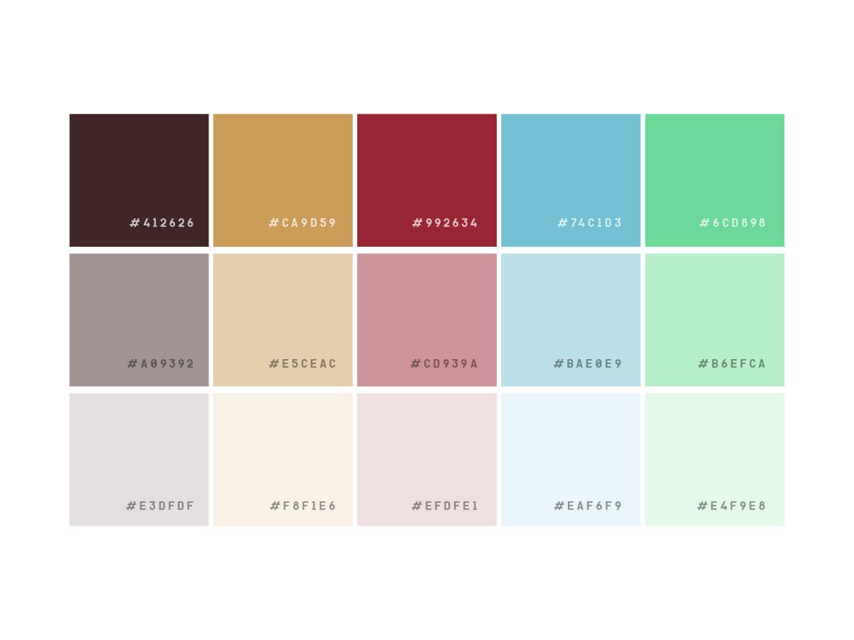 Ft1p colors