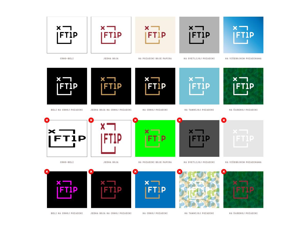 Ft1p logo usage