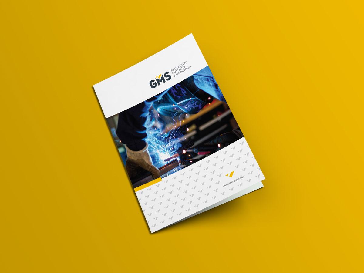 Gms brochure front