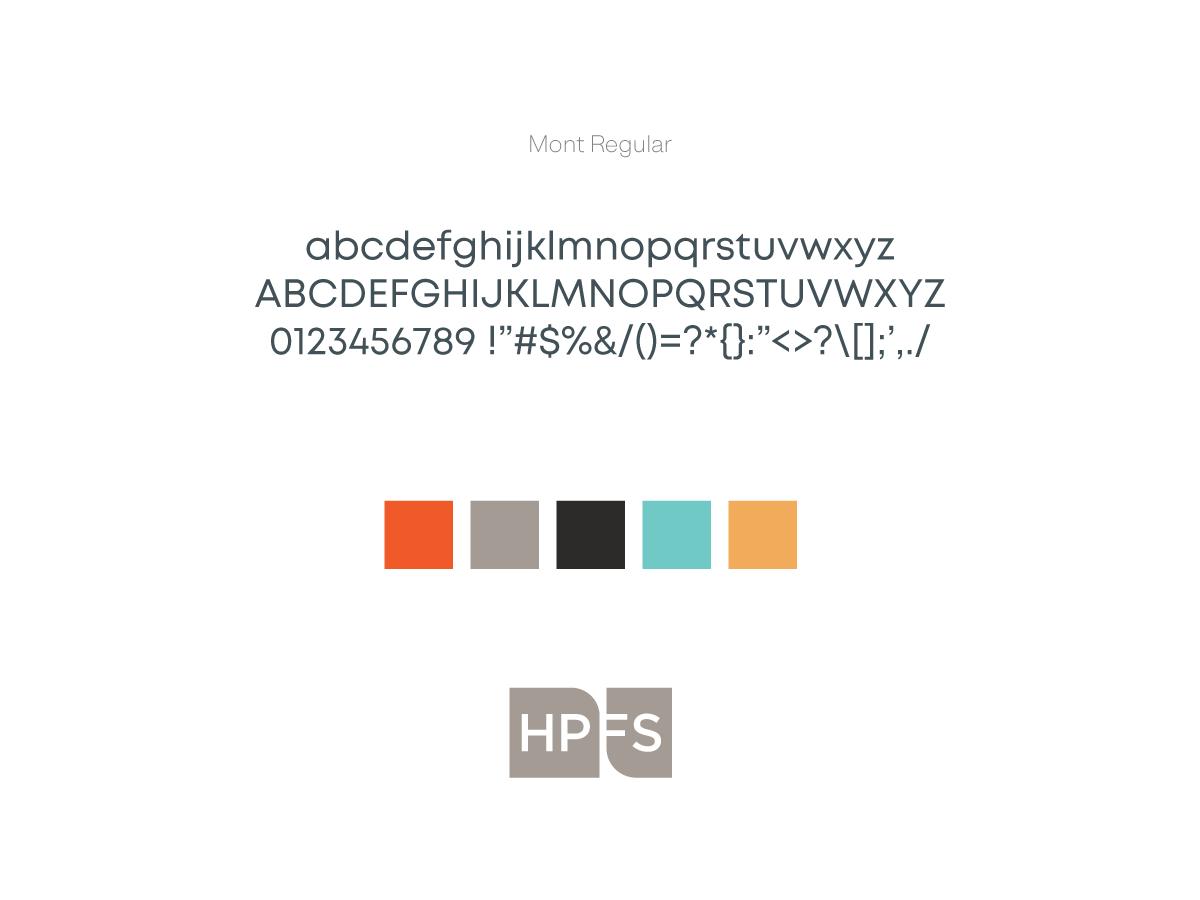 Hpfs logo specification