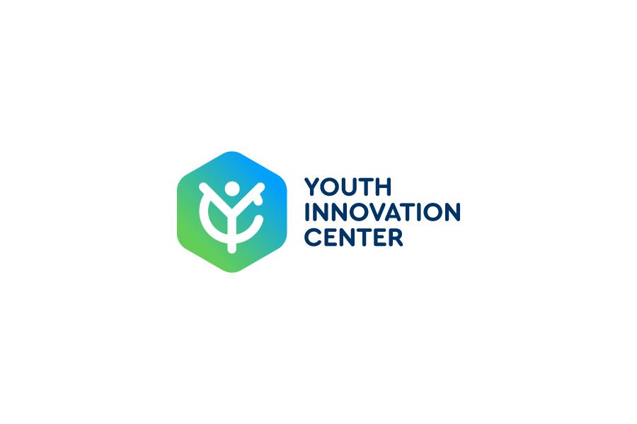 Horizontal logo with tagline