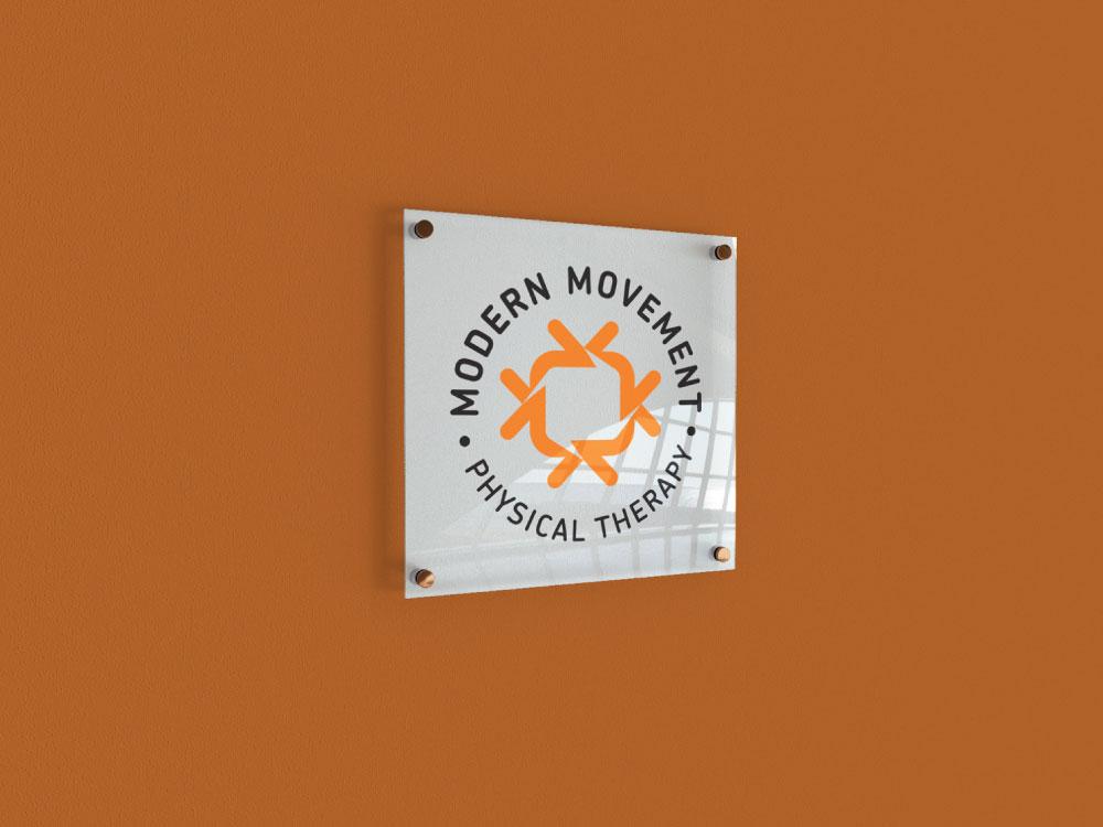 Modern movement sign2