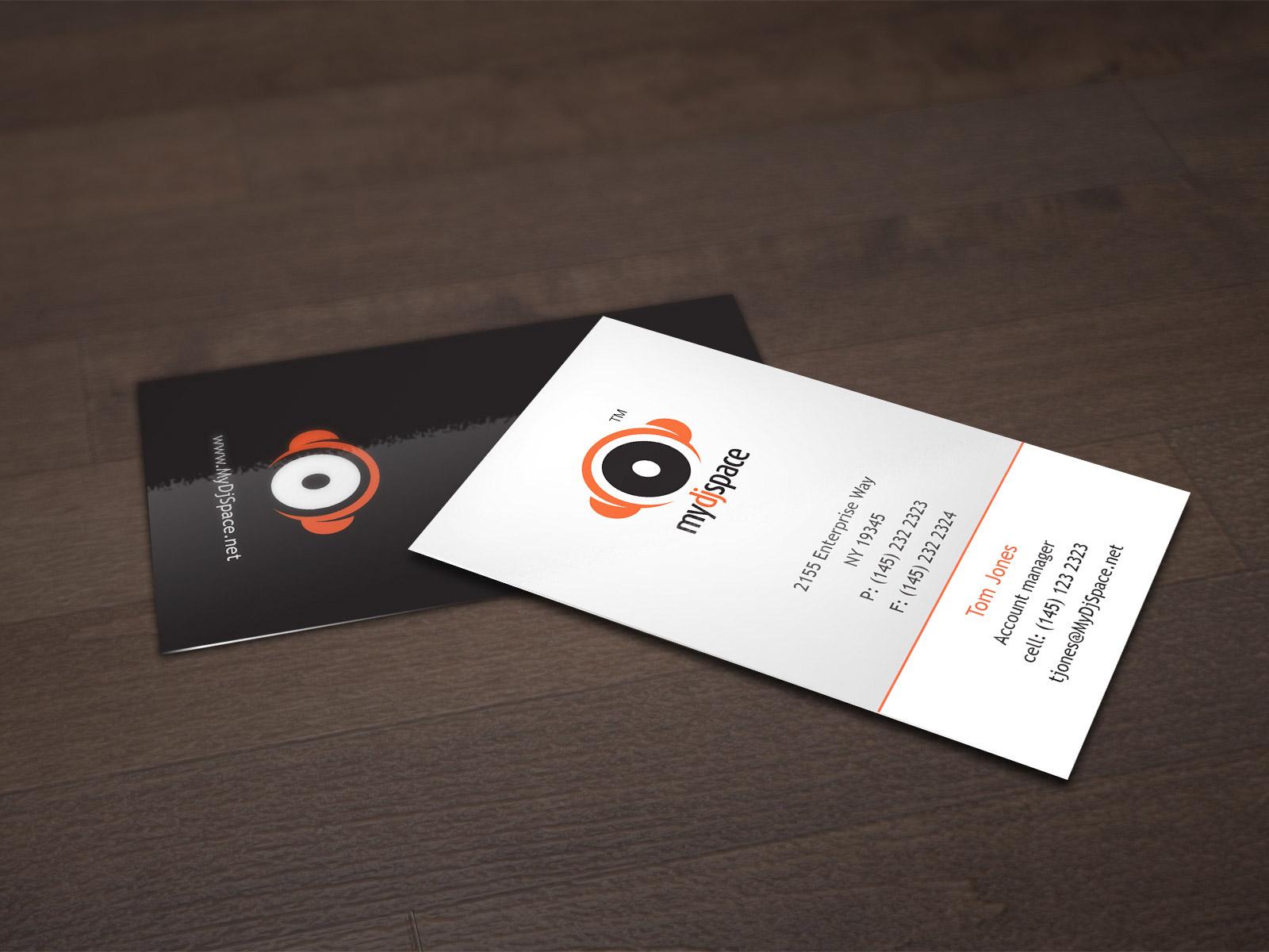 Mydjspace cards2