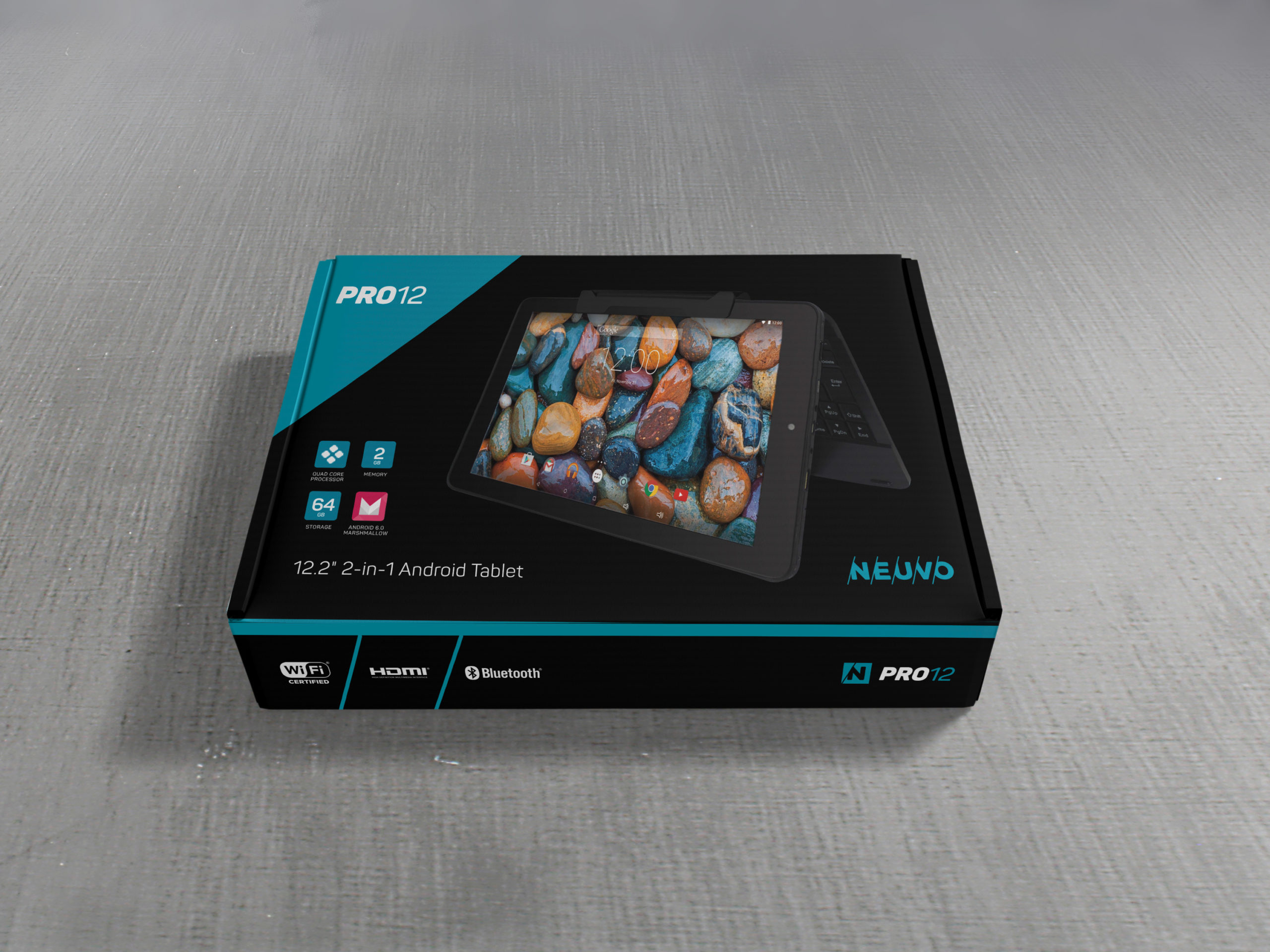 Neuvo packaging
