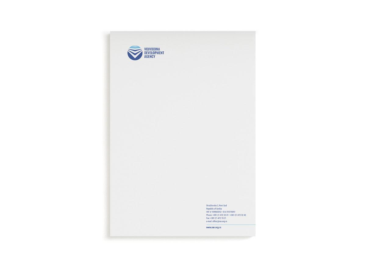 Rav letterhead