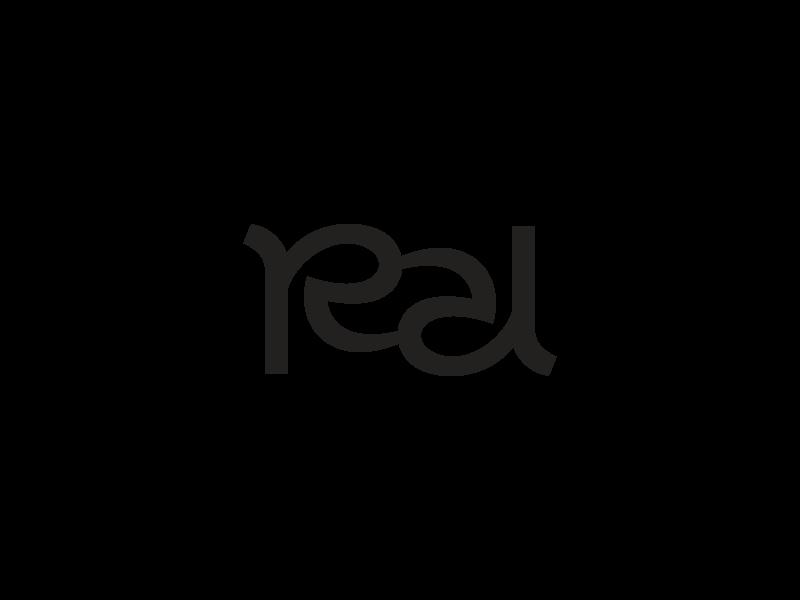 Real ambigram