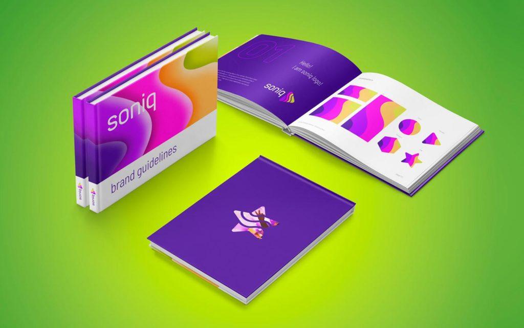 Soniq brand manual
