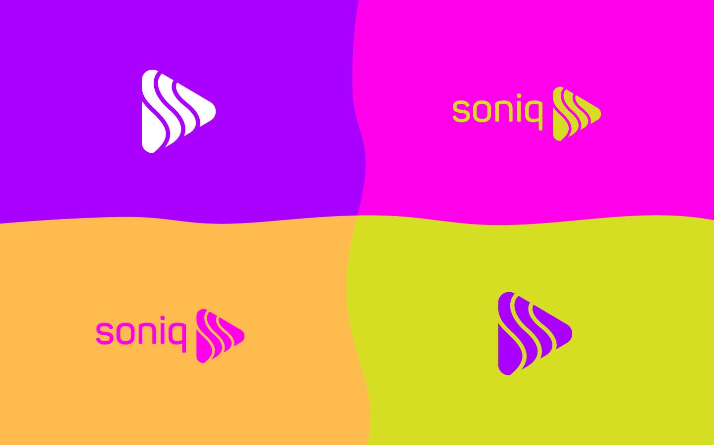 Soniq logo concept3