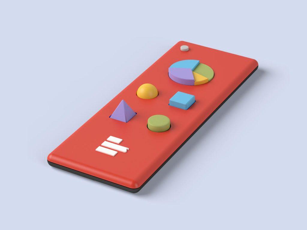 Supermetrics 3d gadgets9