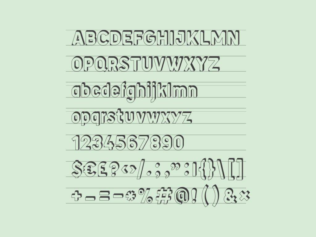 Supermetrics custom font2