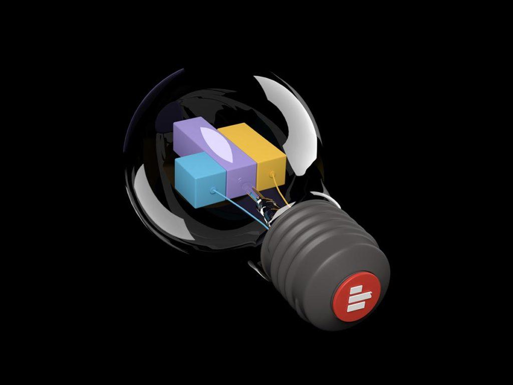 Supermetrics lightbulb