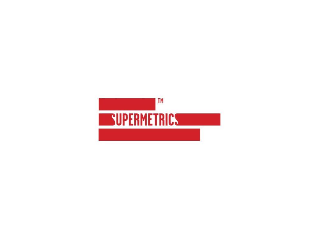 Supermetrics logo primary
