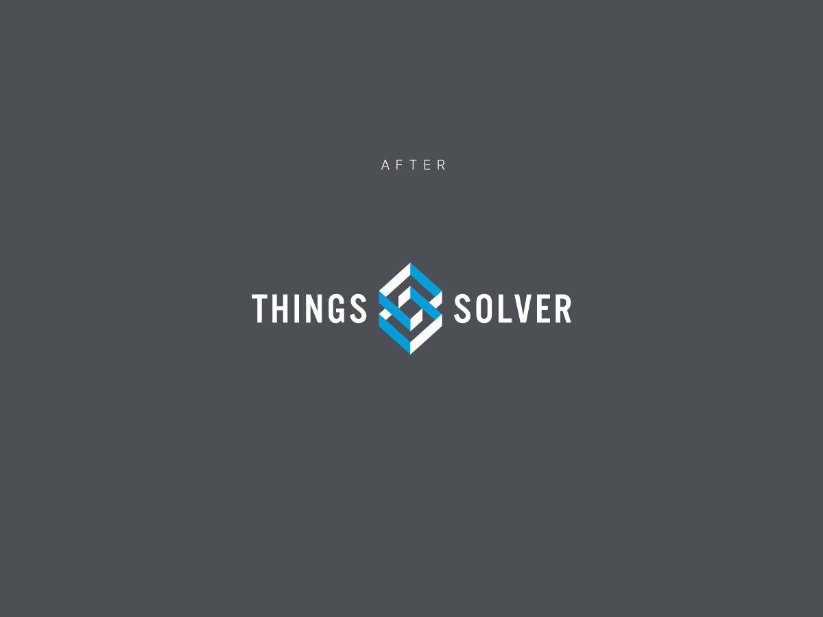 Things solver logo after
