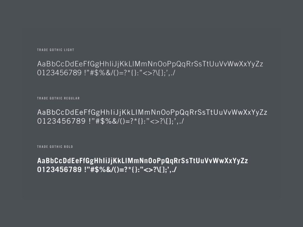 Things solver typography 1