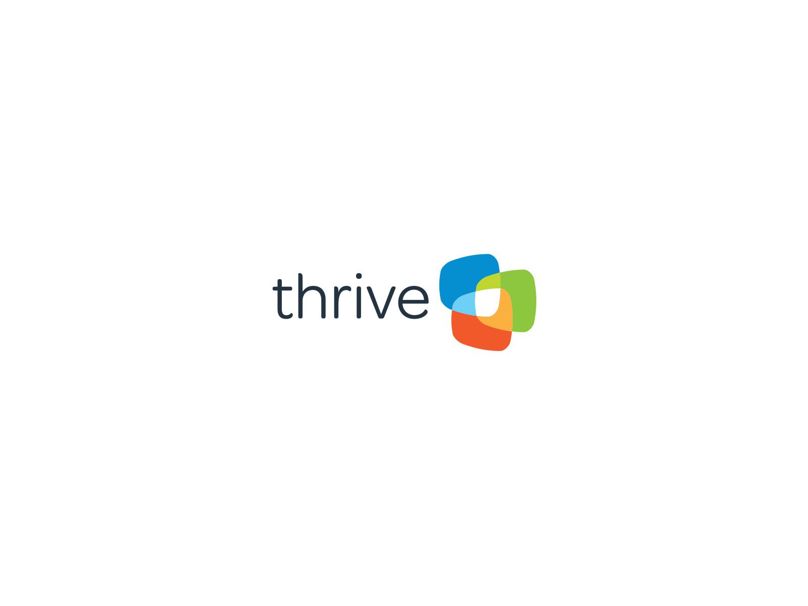 Thrive sa logo design 1