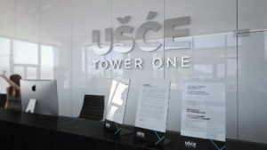 Usce tower one lobby3
