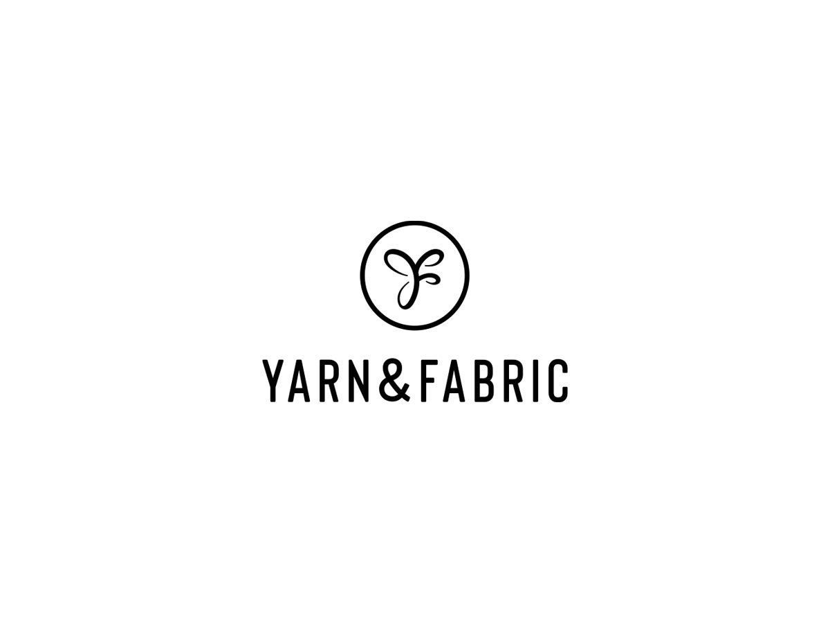Yarn fabric logo2